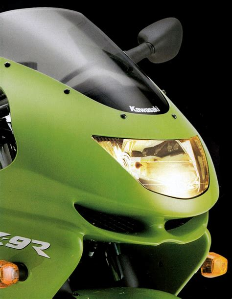 ZX-9R(ZX900C)の系譜
