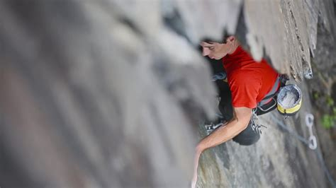 Watch Alex Honnold Session Welsh Slate - Gripped Magazine