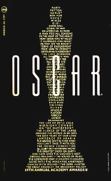 Academy awards best picture - the academy award for best ...