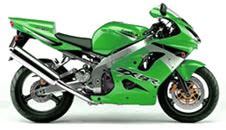 ZX-10R(ZX1000R/S)の系譜